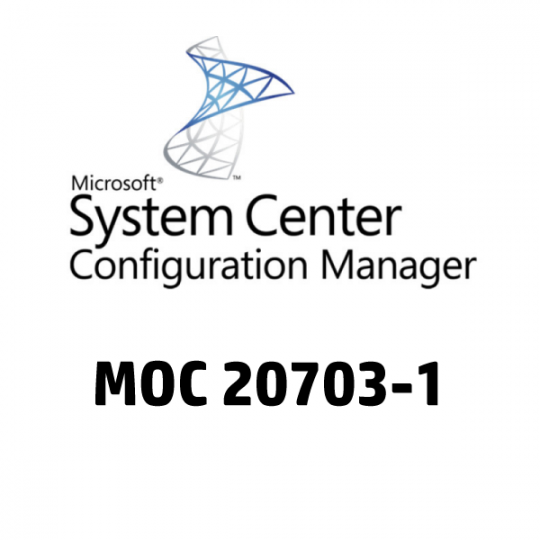 Configuration Manager MOC 20703-1
